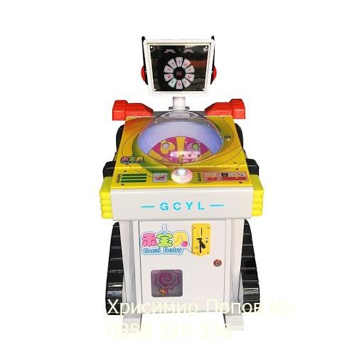 Машина за бонбони Baby Candy
