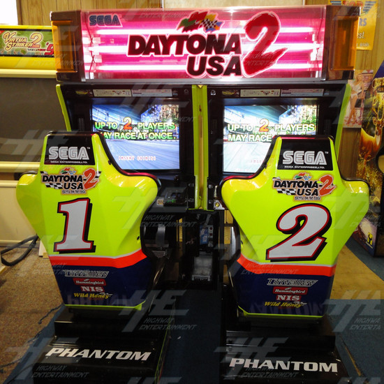 DAYTONA 2 TWIN